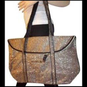 Just in! VS special edition gold glamour tote